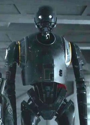 K-2SO - K-2SO in Rogue One
