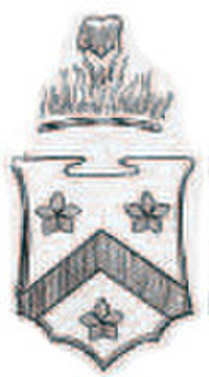 Dulwich College - Original Alleyn Crest