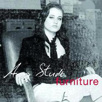 Furniture (song) - Image: Amy Studt Furniture Single Cover