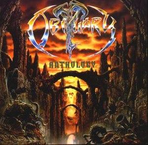 Anthology (Obituary album) - Image: Anthology o