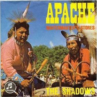 Apache (instrumental) - Image: Apache by The Shadows