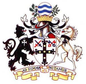 Croydon London Borough Council - Image: Arms croydon lb
