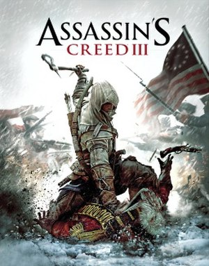 Assassin's Creed III - Image: Assassin's Creed III Game Cover