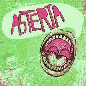 Asteria (band) - Image: Asteria album cover