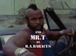 B. A. Baracus - Image: BA Baracus