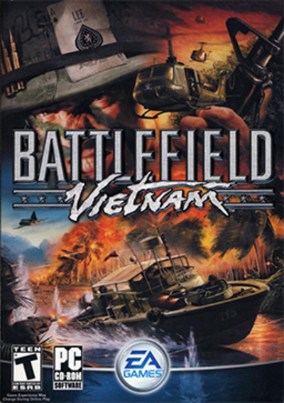 Picture of a game: Battlefield Vietnam