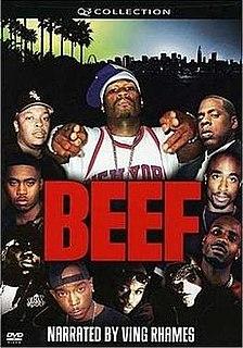 <i>Beef</i> (film) 2003 American film