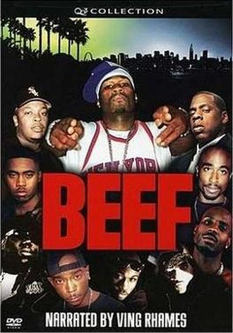 Beef (film) - Image: Beefcover