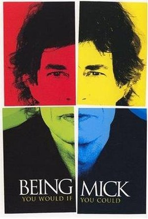 Being Mick - Image: Being Mick