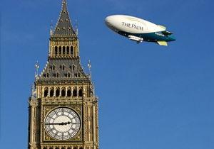 George Spyrou - The Spirit of Dubai over Big Ben in London.