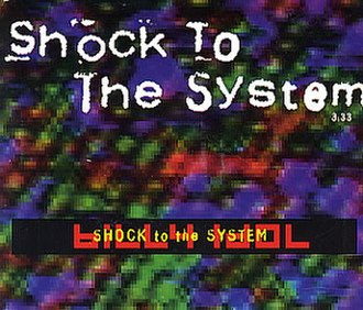 Shock to the System (Billy Idol song) - Image: Billy Idol Shock to the System 1