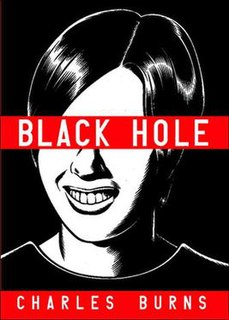 comic book series written and illustrated by Charles Burns