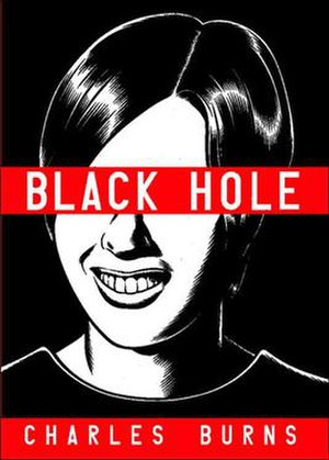 Black Hole (comics) - Trade paperback cover