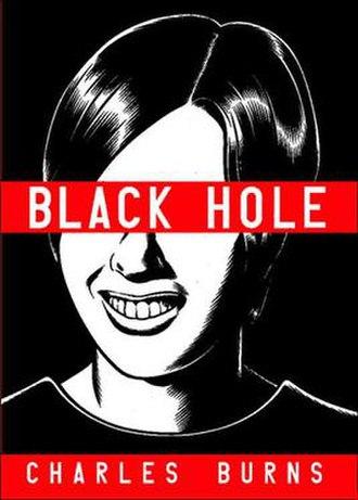 Black Hole (comics) - Trade paperback cover