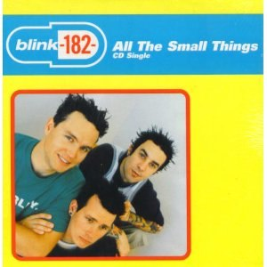 All the Small Things - Image: Blink 182 All the Small Things cover