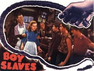 Boy Slaves - Image: Boy Slaves Film Poster