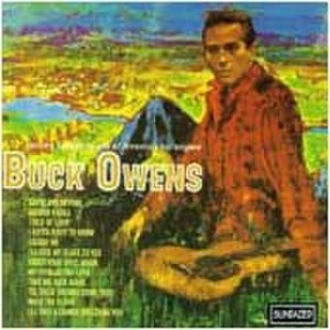 Buck Owens (1961 album) - Image: Buckowenscapitol