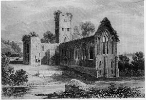 Buttevant Franciscan Friary - Buttevant Friary, Smith's History of Cork, 1750