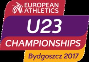 2017 European Athletics U23 Championships - Image: Bydgoszcz 2017logo