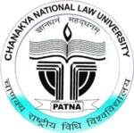 Chanakya National Law University Logo.png