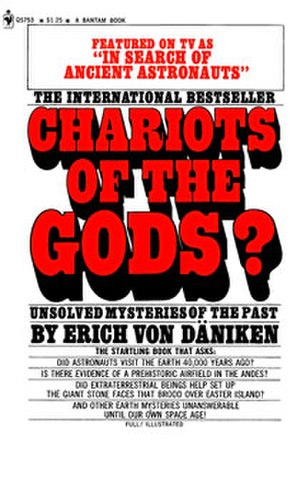 Chariots of the Gods? - Image: Chariots Of The Gods