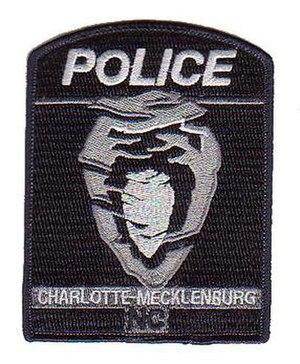 Charlotte-Mecklenburg Police Department - Image: Charlotte Mecklenburg Police Department logo