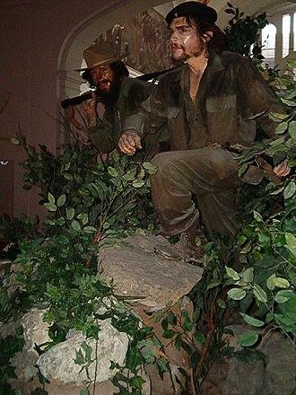 Museum of the Revolution (Cuba) - Image: Checamilo