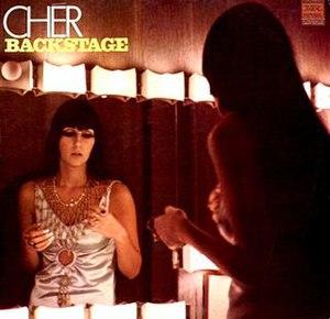 Backstage (album) - Image: Cher backstage