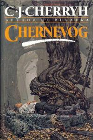 Chernevog - Del Rey hardcover first edition, 1990