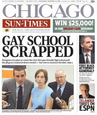 Chicago Sun-Times - Image: Chisuntimeshead