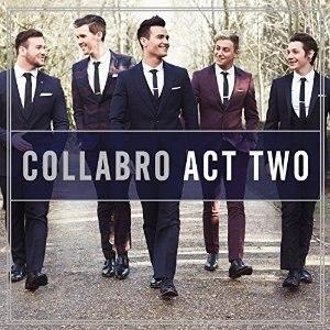 Act Two (Collabro album) - Image: Collabro Act Two