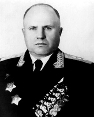 Nikolai Gusev - Image: Colonel General Nikolai Ivanovich Gusev
