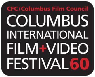 Columbus International Film & Video Festival - Logo of 60th Annual Festival (2012)