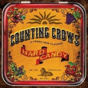 Hard Candy (Counting Crows album) - Image: Counting Crows Hard Candy