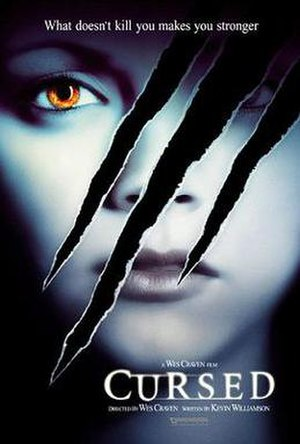 Cursed (2005 film) - Theatrical release poster