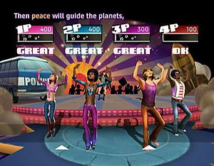 Dance on Broadway - Image: Dance on Broadway screenshot