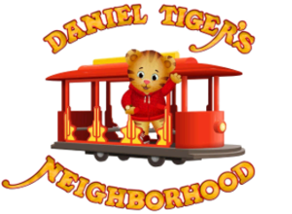 Daniel Tiger's Neighborhood - Image: Daniel Tiger's Neighborhood logo
