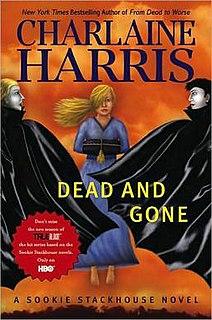 <i>Dead and Gone</i> (novel) novel by Charlaine Harris