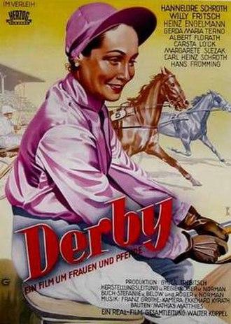Derby (1949 film) - Image: Derby (1949 film)