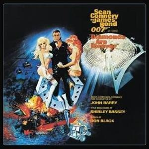 Diamonds Are Forever (soundtrack) - Image: Diamonds Are Forever OST