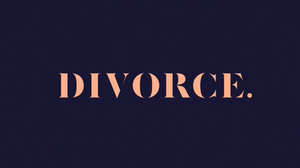 Divorce (TV series) - Image: Divorce title card