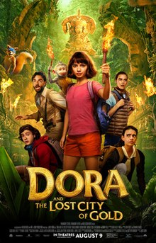 Dora and the Lost City of Gold - Wikipedia