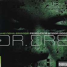 Dr. Dre featuring Snoop Dogg, Kurupt and Nate Dogg — The Next Episode (studio acapella)