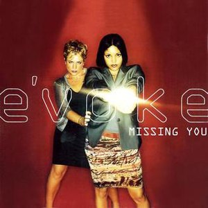 Missing You (John Waite song) - Image: E'voke Missing You