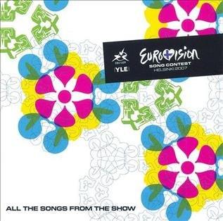 ESC 2007 album cover