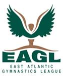 logotipo del Atlántico este gimnasia Liga