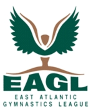 East Atlantic Gymnastics League - Image: East Atlantic Gymnastics League logo