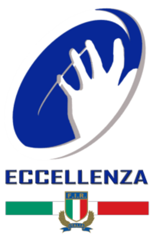 National Championship of Excellence - Image: Eccellenza rugby logo