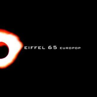 Europop (album) - Image: Eiffel 65 Europop CD cover