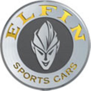 Elfin Sports Cars - ElfinHolden logo